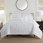 Bridge Street Bianca Full/Queen Comforter Set in White