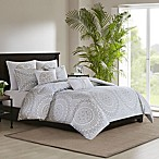 Echo™ Marco King Comforter Set in Grey