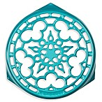 Le Creuset® Deluxe 9-Inch Round Trivet in Caribbean