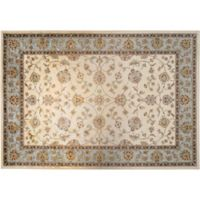 Verona 2-Foot 2-Inch x 6-Foot 11-Inch Runner in Ivory/Blue