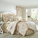 Piper & Wright Anna Reversible Queen Comforter Set in Blush