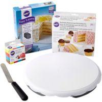 Wilton® Easy Layers 30-Piece Cake Decorating Set