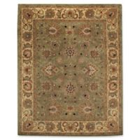 Capel Rugs Monticello Agra 10' x 14' Hand Tufted Area Rug in Pistachio Green