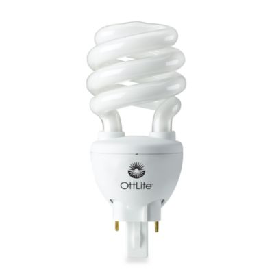 ottlite 508 20 watt cfl light bulb - Colored Light Bulbs