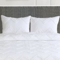 Chevy Pop King Pillow Sham in White