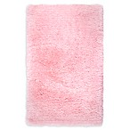 Home Dynamix Paramount Decorative Shag 2'2' x 3'8 Accent Rug in Blush