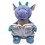 Cuddle Barn Dalton the Storytelling Dragon Plush