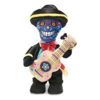Las Calaveras Pedro Plush Toy in Multi