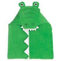 Mud Pie® Gator Hooded Towel