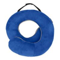 Travelon Deluxe Wrap-N-Rest Travel Pillow in Cobalt