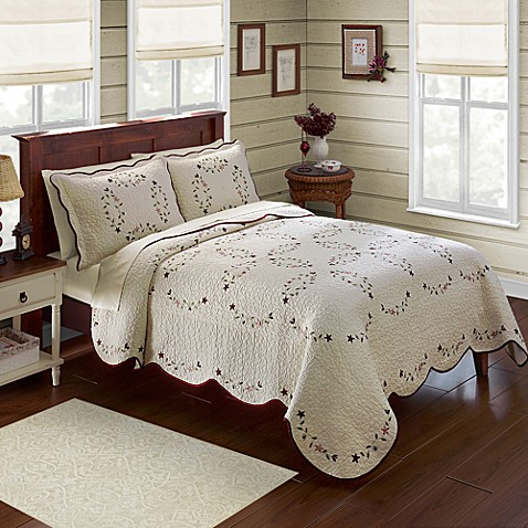 Hope Chest Quilt, 100% Cotton - Bed Bath & Beyond : hope chest quilt - Adamdwight.com