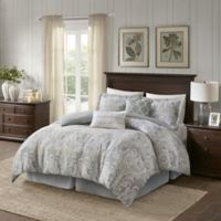 Harbor House™ Hallie King Duvet Cover Set in Grey
