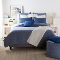Surya Japiko Bohemian King/California King Duvet Cover Set in Navy/Cream