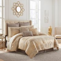 Vue Signature Moderno Comforter Set in Gold