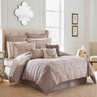 Vue Signature Quartet Comforter Set in Taupe