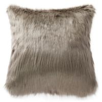 Highline Bedding Co. Hoyt Square Throw Pillow in Bronze