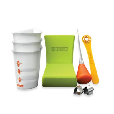 Buy Zoku 174 Mini Pops Mold From Bed Bath Amp Beyond