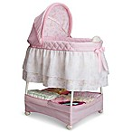 Delta Children Disney® Princess Gliding Bassinet