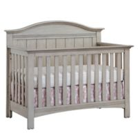 Soho Baby Chandler 4-in-1 Convertible Crib in Stone Grey