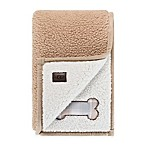 UGG® Classic Sherpa Pet Blanket in Sesame/Snow
