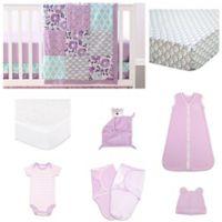 The PeanutShell™ Zoe 11-Piece Sleep Essentials Crib Set