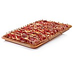 Gotham Steel® Bacon Bonanza X Large Bacon Crisper in Copper