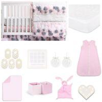 The PeanutShell™ Colette 18-Piece Nursery Essentials Set