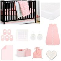 The PeanutShell™ A Tribe Called Cute 18-Piece Nursery Essentials Set