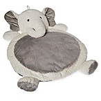 Mary Meyer Elephant Baby Mat in Grey/White