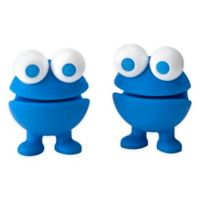 Joie Silicone Pot Watchers in Blue (Set of 2)