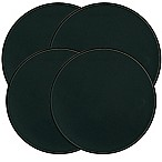 Range Kleen® Burner Covers for Electric Stoves in Black (Set of 4)