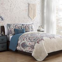 VCNY Home Zelda Full/Queen Quilt Set