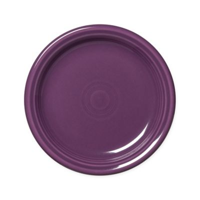 Fiesta® Bistro Salad Plate in Mulberry  sc 1 st  Bed Bath u0026 Beyond & Buy Fiesta Open Stock Dinnerware from Bed Bath u0026 Beyond