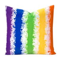 Learning Linens Brain Waves European Pillow Sham
