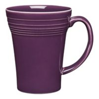 Fiesta® Bistro Latte Mug in Mulberry