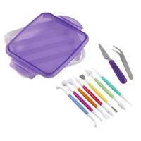 Wilton® 10-Piece Fondant and Gum Paste Tool Set
