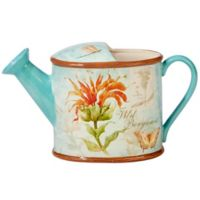 Certified International Herb Blossoms Pitcher