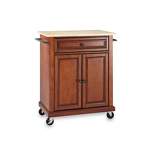 how to make a kitchen island cart crosley wood top portable rolling kitchen cart 9479