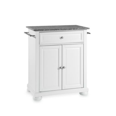Buy Granite Top Kitchen Island From Bed Bath Amp Beyond