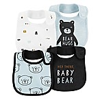 carter's® 4-Pack Bear Bibs