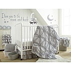 Levtex Baby Willow 5-Piece Crib Bedding Set in Grey