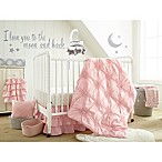 Levtex Baby Willow 5-Piece Crib Bedding Set in Pink