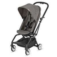 CYBEX Eezy S Twist Stroller in Manhattan Grey