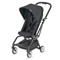 CYBEX Eezy S Twist Stroller in Lavastone Black