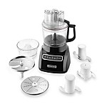 KitchenAid®® 9 Cup Food Processor in Black