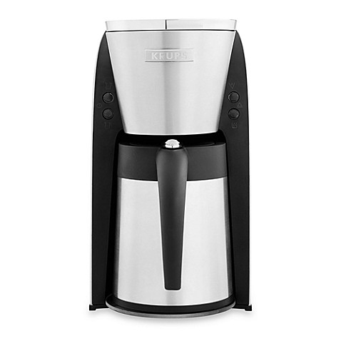 Krups® 10 Cup Thermal Coffee Maker