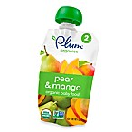 Plum Organics™ Second Blends™ Pear and Mango Baby Food Pouch