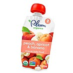Plum Organics™ Second Blends™ Peach, Apricot and Banana Baby Food Pouch