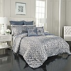 Vue® Signature Livvy Queen Comforter Set in Blue