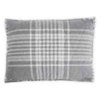 UGG® Terra King Pillow Sham in Grey